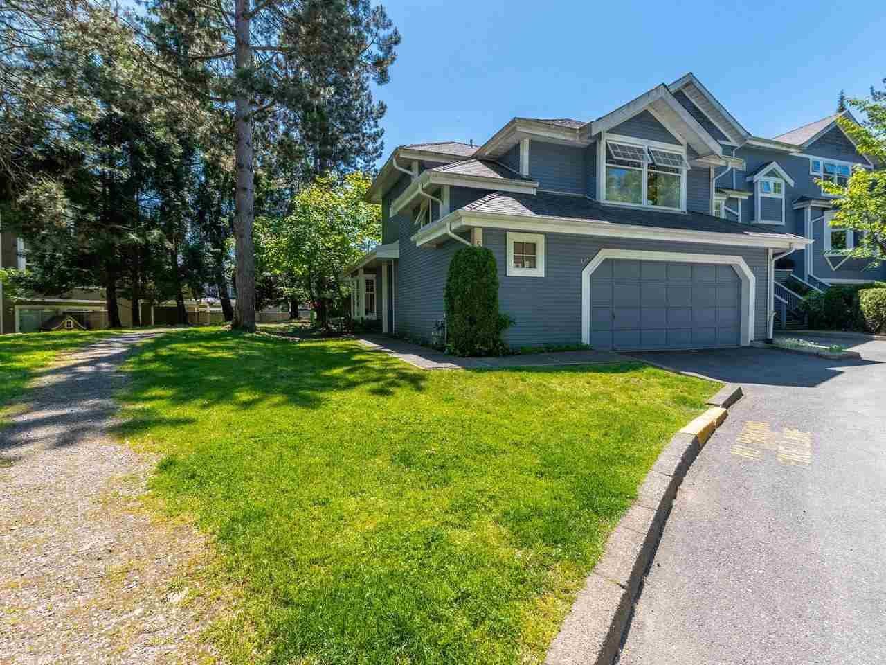 "Main Photo: 56 1140 FALCON Drive in Coquitlam: Eagle Ridge CQ Townhouse for sale in ""FALCON GATE"" : MLS®# R2588186"