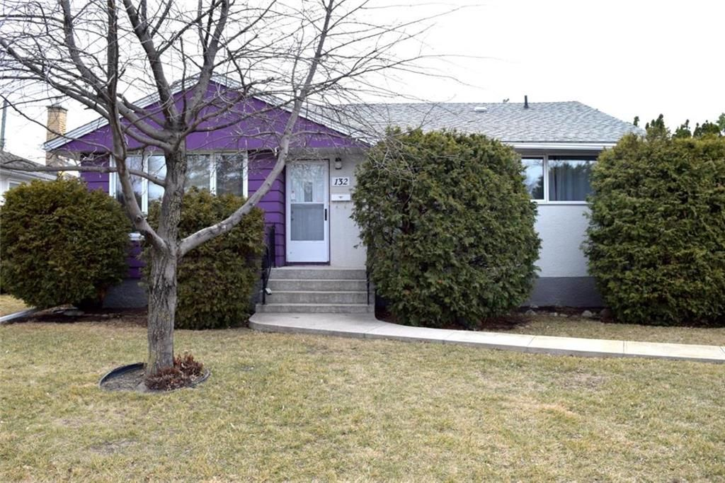 Main Photo: 132 Thorndale Avenue in Winnipeg: St Vital Residential for sale (2D)  : MLS®# 202107557