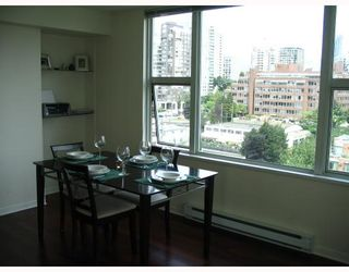 """Photo 25: 1408 1500 HORNBY Street in Vancouver: False Creek North Condo for sale in """"888 BEACH"""" (Vancouver West)  : MLS®# V720670"""