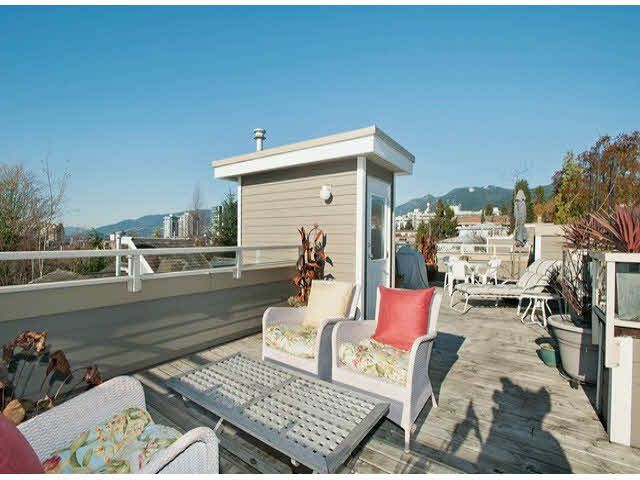 """Photo 20: Photos: 5 235 E 11TH Street in North Vancouver: Central Lonsdale Townhouse for sale in """"Fairview Court"""" : MLS®# V1094152"""