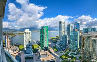 "Photo 15: 3306 1111 W PENDER Street in Vancouver: Coal Harbour Condo for sale in ""THE VANTAGE"" (Vancouver West)  : MLS®# R2510687"