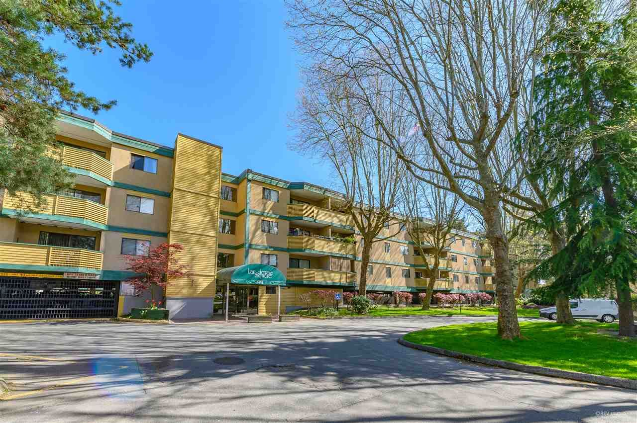 Main Photo: 319 8651 WESTMINSTER HIGHWAY in Richmond: Brighouse Condo for sale : MLS®# R2484351