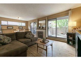 """Photo 3: 3345 MOUNTAIN Highway in North Vancouver: Lynn Valley Townhouse for sale in """"VILLAGE ON THE CREEK"""" : MLS®# V1141033"""