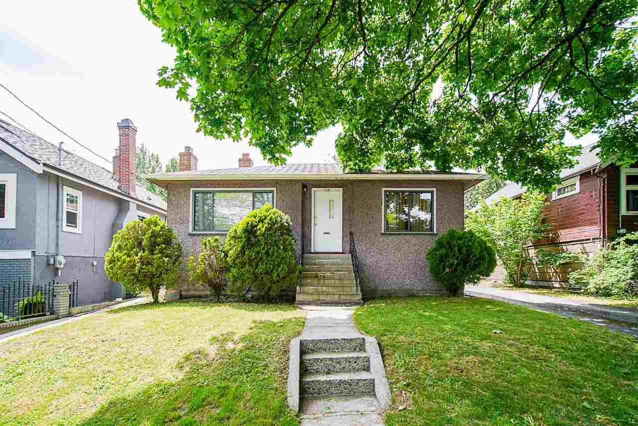 Main Photo: 360 E 24TH Avenue in Vancouver: Main House for sale (Vancouver East)  : MLS®# R2590012