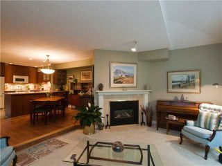 """Photo 3: 3944 INDIAN RIVER Drive in North Vancouver: Indian River Townhouse for sale in """"HIGHGATE TERRACE"""" : MLS®# V875032"""