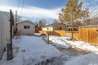 Photo 40: 1537 Spadina Crescent East in Saskatoon: North Park Residential for sale : MLS®# SK845717