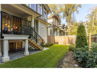 Photo 35: 109 8217 204B STREET in Langley: Willoughby Heights Townhouse for sale : MLS®# R2505195