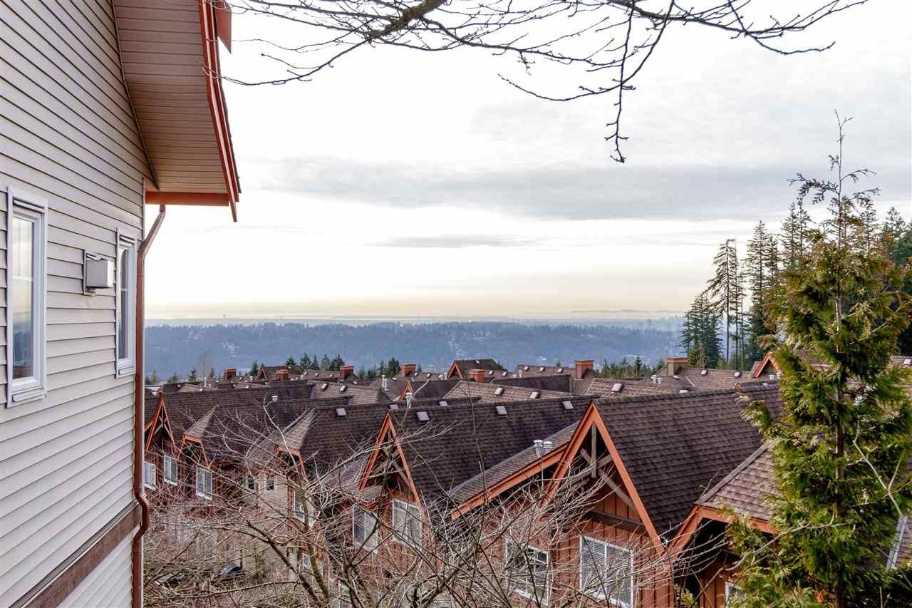"""Main Photo: 148 2000 PANORAMA Drive in Port Moody: Heritage Woods PM Townhouse for sale in """"MOUNTAINS EDGE"""" : MLS®# R2354623"""