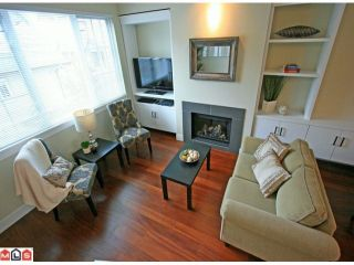 """Photo 2: 256 2501 161A Street in Surrey: Grandview Surrey Townhouse for sale in """"HIGHLAND PARK"""" (South Surrey White Rock)  : MLS®# F1209955"""