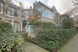 """Photo 1: C1 1100 W 6TH Avenue in Vancouver: Fairview VW Townhouse for sale in """"Fairview Place"""" (Vancouver West)  : MLS®# R2141815"""