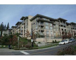 "Photo 1: 405 9339 UNIVERSITY Crescent in Burnaby: Simon Fraser Univer. Condo for sale in ""Harmony"" (Burnaby North)  : MLS®# V650601"