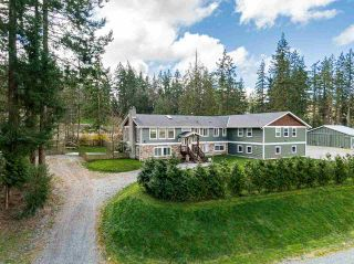 Photo 2: 115 208 Street in Langley: Campbell Valley House for sale : MLS®# R2564741