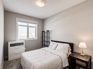 Photo 36: 199 Silverado Plains Park SW in Calgary: Silverado Row/Townhouse for sale : MLS®# A1079562