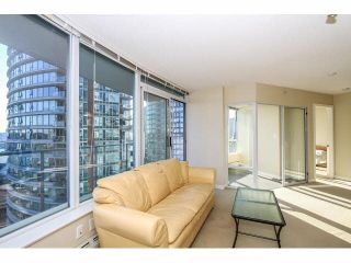 """Photo 9: 2102 58 KEEFER Place in Vancouver: Downtown VW Condo for sale in """"FIRENZE"""" (Vancouver West)  : MLS®# V1085431"""