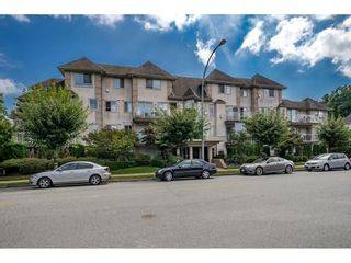 "Photo 1: 306 3128 FLINT Street in Port Coquitlam: Glenwood PQ Condo for sale in ""FRASER COURT TERRACE"" : MLS®# R2400660"