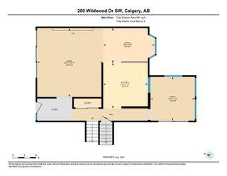 Photo 34: 289 WILDWOOD Drive SW in Calgary: Wildwood Detached for sale : MLS®# A1019116