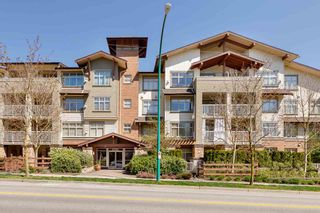 "Photo 1: 203 6500 194 Street in Surrey: Clayton Condo for sale in ""SUNSET GROVE"" (Cloverdale)  : MLS®# R2569680"