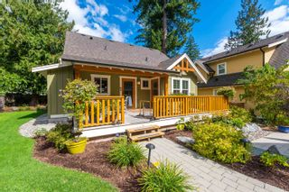 """Photo 1: 43409 BLUE GROUSE Lane: Lindell Beach House for sale in """"THE COTTAGES AT CULTUS LAKE"""" (Cultus Lake)  : MLS®# R2617091"""