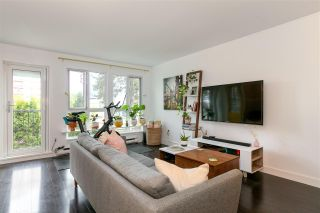 """Photo 4: 207 1551 W 11TH Avenue in Vancouver: Fairview VW Condo for sale in """"LABURNUM HEIGHTS"""" (Vancouver West)  : MLS®# R2594194"""
