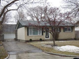 Photo 1: 163 Larche Avenue in Winnipeg: Single Family Detached for sale (Transcona)  : MLS®# 1605930
