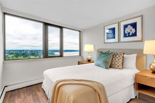 """Photo 10: 1205 1330 HARWOOD Street in Vancouver: West End VW Condo for sale in """"Westsea Towers"""" (Vancouver West)  : MLS®# R2468963"""