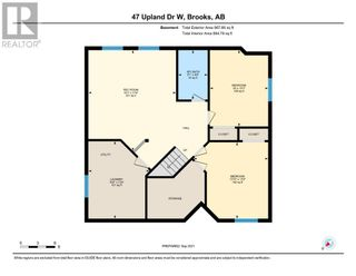 Photo 49: 47 Upland Drive W in Brooks: House for sale : MLS®# A1144738