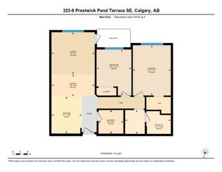 Photo 25: 323 8 Prestwick Pond Terrace SE in Calgary: McKenzie Towne Apartment for sale : MLS®# A1070601