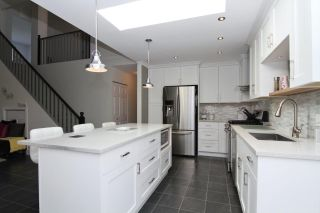 """Photo 5: 66 21138 88 Avenue in Langley: Walnut Grove Townhouse for sale in """"SPENCER GREEN"""" : MLS®# R2426366"""