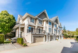 """Photo 1: 10 20159 68 Avenue in Langley: Willoughby Heights Townhouse for sale in """"Vantage"""" : MLS®# R2599623"""