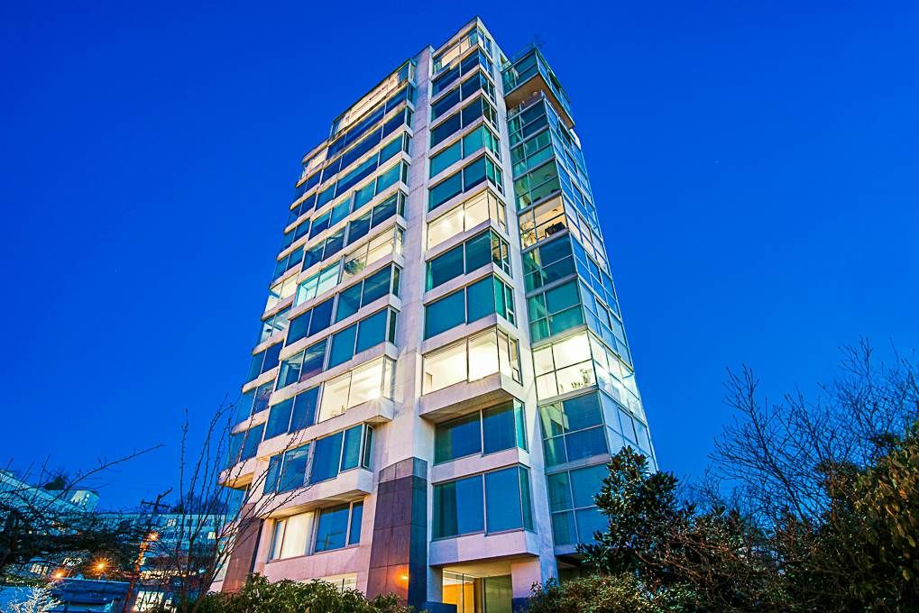 Main Photo: 401 1550 W 15TH Avenue in Vancouver: Fairview VW Condo for sale (Vancouver West)  : MLS®# R2356356