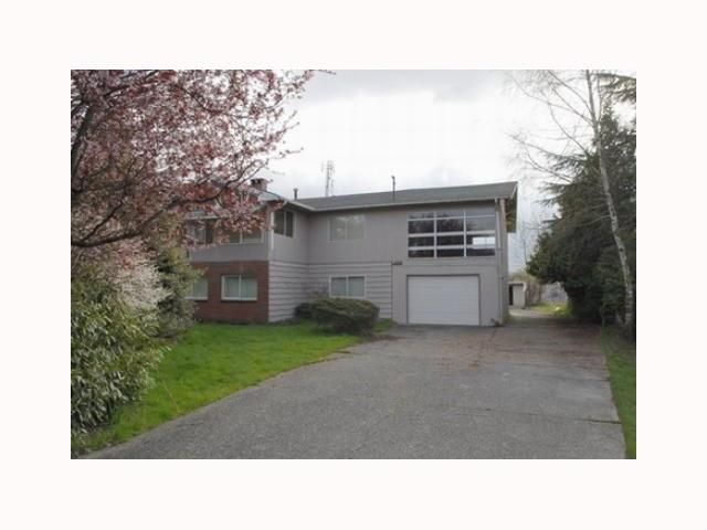 Main Photo: 10760 PALMBERG Road in Richmond: East Richmond House for sale : MLS®# V773838