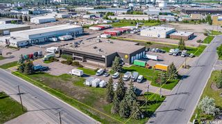 Main Photo: 606 Henderson Drive in Regina: Ross Industrial Commercial for lease : MLS®# SK866079