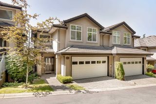 """Photo 1: 105 678 CITADEL Drive in Port Coquitlam: Citadel PQ Townhouse for sale in """"CITADEL POINT"""" : MLS®# R2604653"""