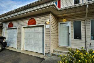 Photo 3: 44 451 HYNDMAN Crescent in Edmonton: Zone 35 Townhouse for sale : MLS®# E4230416