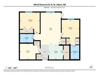 Photo 40: 409 25 Element Drive NW: St. Albert Condo for sale : MLS®# E4246558
