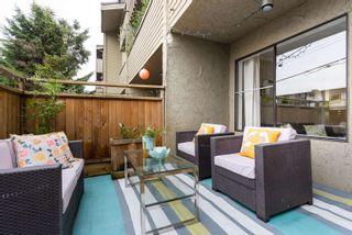 """Photo 31: 112 853 E 7TH Avenue in Vancouver: Mount Pleasant VE Condo for sale in """"VISTA VILLA"""" (Vancouver East)  : MLS®# R2619238"""