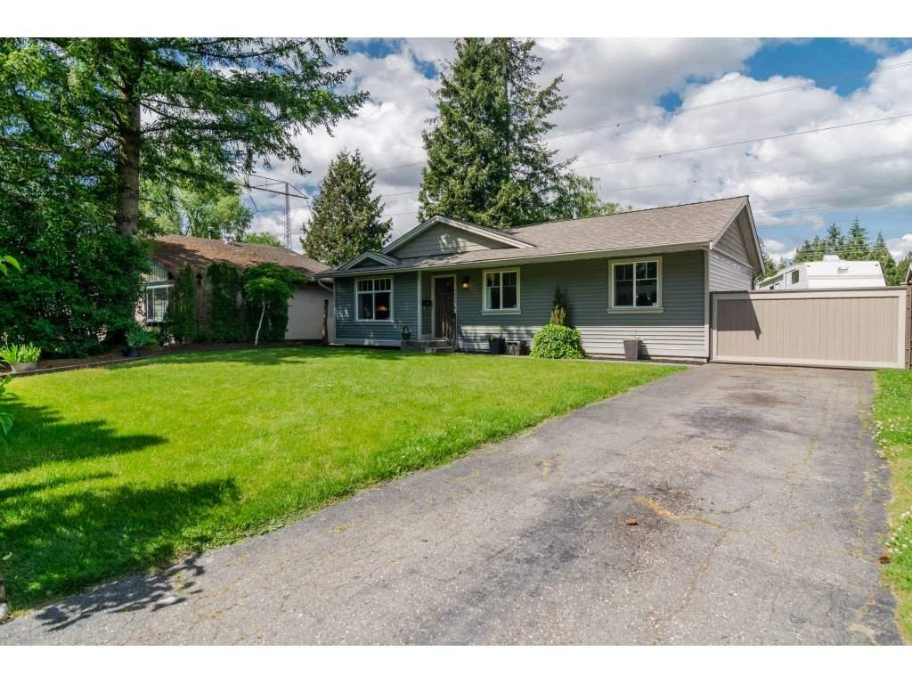 Main Photo: 4424 203 STREET in : Langley City House for sale : MLS®# R2172769