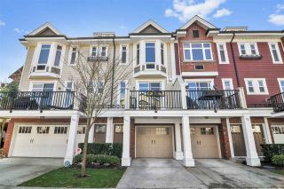 "Photo 1: 69 20738 84 Street in Langley: Willoughby Heights Townhouse for sale in ""Yorkson Creek"" : MLS®# R2443156"