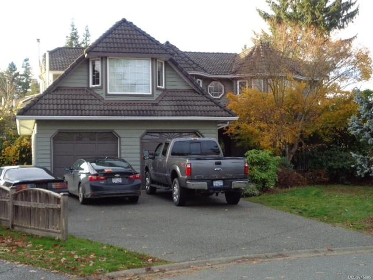 Main Photo: 698 Windsor Pl in CAMPBELL RIVER: CR Willow Point House for sale (Campbell River)  : MLS®# 745885