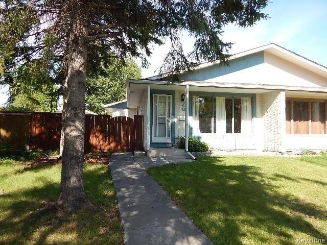 Main Photo: 75 Ravenhill Road in WINNIPEG: East Kildonan Residential for sale (North East Winnipeg)  : MLS®# 1519264