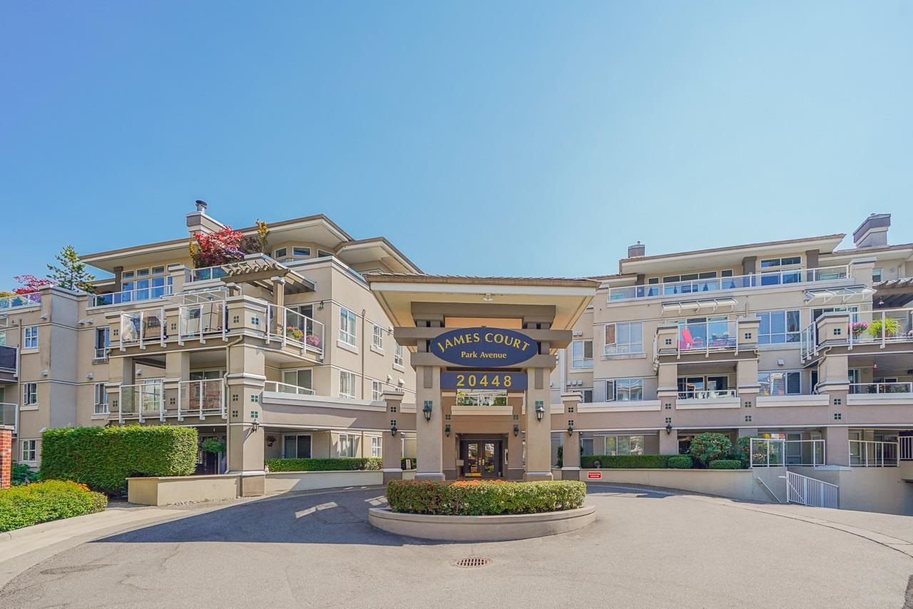 """Main Photo: 215 20448 PARK Avenue in Langley: Langley City Condo for sale in """"James Court"""" : MLS®# R2606212"""