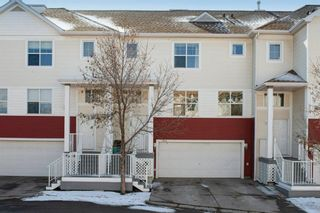 Main Photo: 129 Country Village Cape NE in Calgary: Country Hills Village Row/Townhouse for sale : MLS®# A1084727