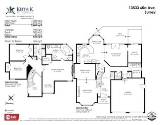 Photo 35: 13533 60A Avenue in Surrey: Panorama Ridge House for sale : MLS®# R2513054
