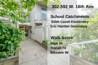 "Photo 39: 302 592 W 16TH Avenue in Vancouver: Cambie Condo for sale in ""CAMBIE VILLAGE"" (Vancouver West)  : MLS®# R2532862"