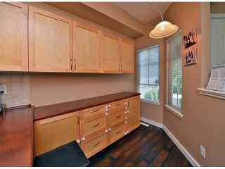 """Photo 3: 50 11860 RIVER Road in Surrey: Royal Heights Townhouse for sale in """"Cypress Ridge"""" (North Surrey)  : MLS®# F1417810"""