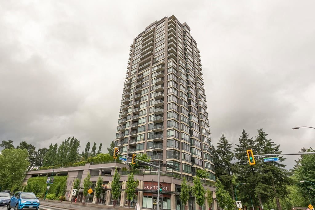 """Main Photo: 702 2789 SHAUGHNESSY Street in Port Coquitlam: Central Pt Coquitlam Condo for sale in """"THE SHAUGHNESSY"""" : MLS®# R2220546"""