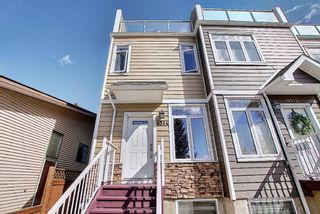 Photo 4: 4514 73 Street NW in Calgary: Bowness Row/Townhouse for sale : MLS®# A1081394