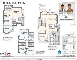 Photo 39: 16536 63 Avenue in Surrey: Cloverdale BC House for sale (Cloverdale)  : MLS®# R2579432