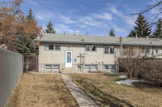 Photo 22: 14433 MCQUEEN ROAD in Edmonton: Zone 21 House Half Duplex for sale : MLS®# E4233965