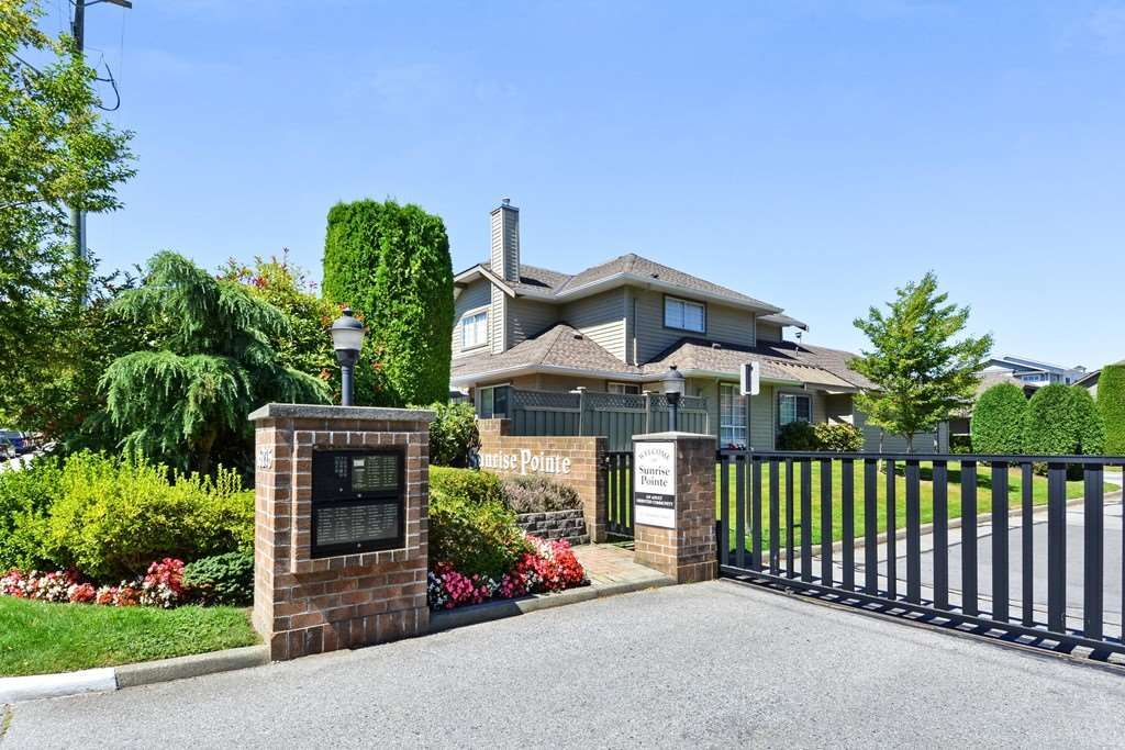 """Main Photo: 104 16275 15 Avenue in Surrey: King George Corridor Townhouse for sale in """"SUNRISE POINT"""" (South Surrey White Rock)  : MLS®# R2303886"""